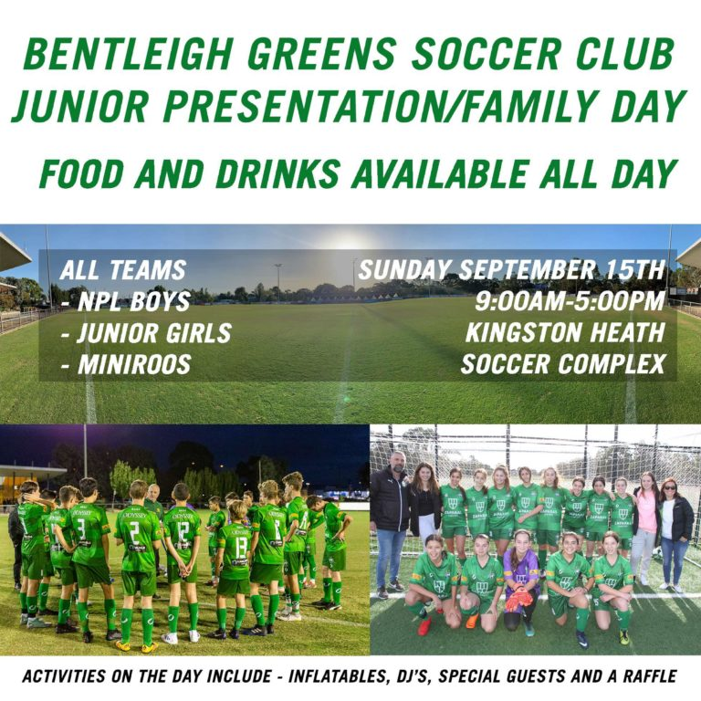Bentleigh Family Day