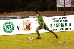 Match Preview: Bentleigh Greens v Hume City FC