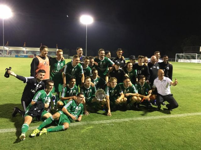 Community Shield Winners 2016