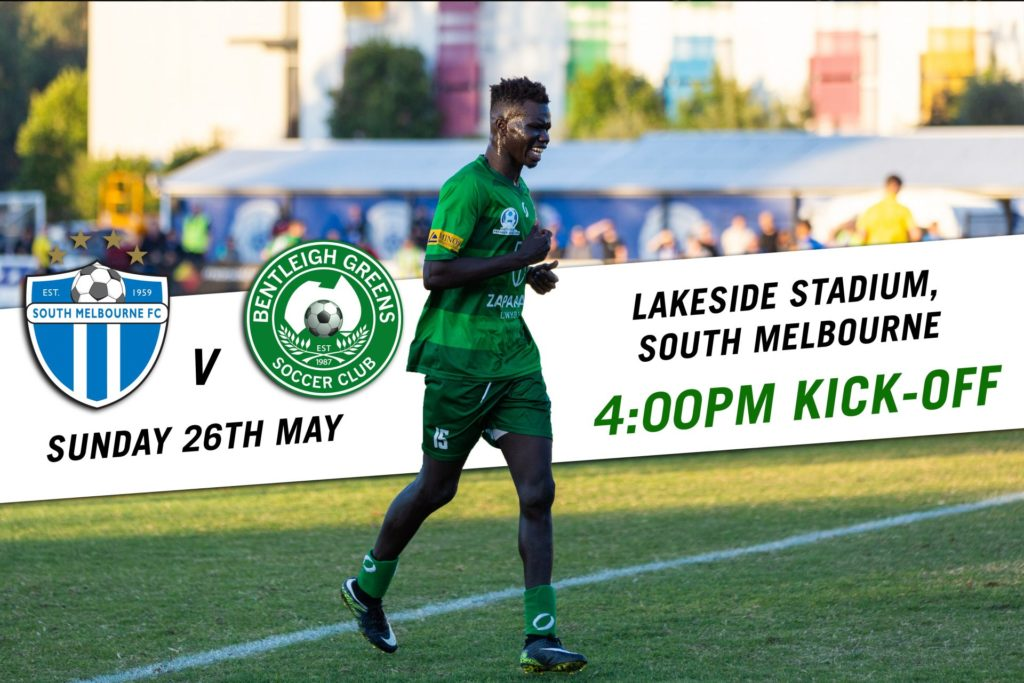Matchday Vs South Melbourne