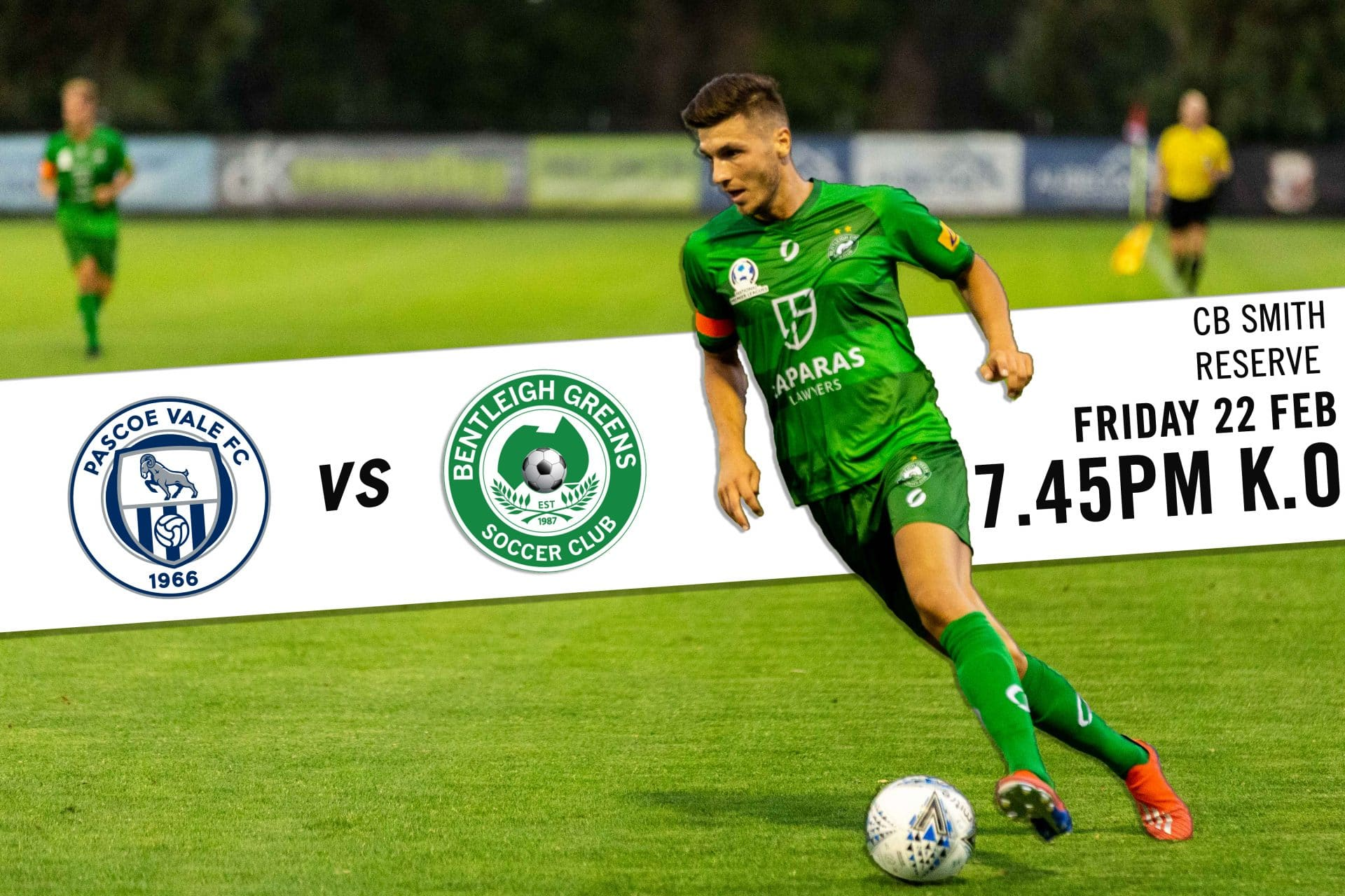 Match Preview : Pascoe Vale v Bentleigh Greens
